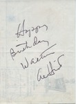 Al Hirt to Walter Lyons by Author Unknown