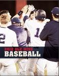 2012 Ole Miss Baseball Media Guide
