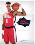 2016-2017 Ole Miss Men's Basketball Media Guide by Ole Miss Athletics. Men's Basketball