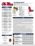 Ole Miss 2016-17 Game Notes: Georgia Tech by Ole Miss Athletics. Men's Basketball