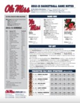 Ole Miss vs. Mississippi Valley State