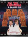 2011 Ole Miss Men's Tennis Guide by Ole Miss Athletics. Men's Tennis