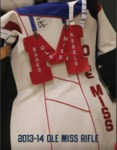 2013-14 Ole Miss Rifle by Ole Miss Athletics. Women's Rifle