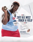 2017 Ole Miss Track & Field Fact Book by Ole Miss Athletics. Track and Field and Raven Saunders