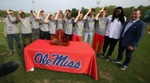 The Season: Ole Miss Track & Field - Landshark Ink (2019) by Ole Miss Athletics. Track and Field and Ole Miss Sports Productions