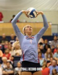 2014 Ole Miss Volleyball Record Book by Ole Miss Athletics. Women's Volleyball