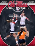 2010 Ole Miss Volleyball Guide by Ole Miss Athletics. Women's Volleyball