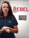 2013 Ole Miss Women's Golf Media Guide