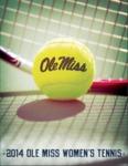 2014 Ole Miss Women's Tennis