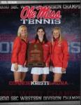 2011 Ole Miss Women's Tennis Guide by Ole Miss Athletics. Women's Tennis