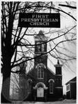 First Presbyterian Church in Oxford, Mississippi by Edwin E. Meek