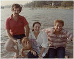 Larry Speakes visits Mississippi Gulf Coast: Image 10 by Edwin E. Meek