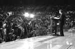 Bobby Kennedy delivering speech at University of Mississippi: Image 9 by Edwin E. Meek