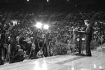 Bobby Kennedy delivering speech at University of Mississippi: Image 10 by Edwin E. Meek