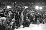 Bobby Kennedy delivering speech at University of Mississippi: Image 11 by Edwin E. Meek