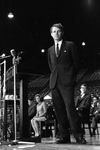 Bobby Kennedy delivering speech at University of Mississippi: Image 13 by Edwin E. Meek