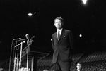 Bobby Kennedy delivering speech at University of Mississippi: Image 14 by Edwin E. Meek