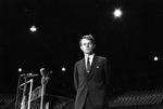 Bobby Kennedy delivering speech at University of Mississippi: Image 15 by Edwin E. Meek