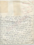 Unknown to James Meredith (Undated) by Author Unknown