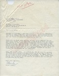 Allen W. Sharp to Mr. Meredith (3 October 1962)