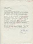 La Quita Dail to Mr. Meredith (1 October 1962) by La Quita Dail