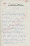 Miss Maonyeen Brown to Mr. Meredith (2 October 1962) by Miss Maonyeen Brown