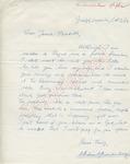 Abraham C. Brandenburg to James H. Meredith (2 October 1962) by Abraham C. Brandenburg