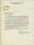 Student Christian Fellowship to Mr. Meredith (2 October 1962) by Student Christian Fellowship