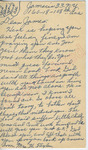 """Mrs. H. Taylor to """"Dear James"""" (4 October 1962) by Mrs. H. H. Taylor"""