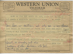 """Fritz Quester to """"Lt. James H Meredit"""" (Undated) by Fritz Quester"""