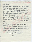 """Zeevco to """"Dear Geims!"""" (4 October 1962) by Author Unknown"""
