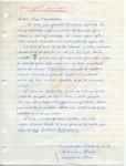"Ruth Ann Pasch to ""Dear Mr. Meredith"" (Undated) by Ruth Ann Pasch"