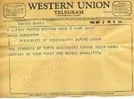 The Students of Tufts University to James Meredith (2 October 1962) by The Students of Tufts University