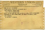 Mr. and Mrs. T. Nelson to James Meredith (Undated) by Mr. and Mrs. T. Nelson