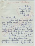 Beryl Addison to Mr. Meredith (5 October 1962) by Beryl Addison