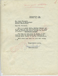 James Sinclair to Mr. Meredith (13 October 1962) by James Sinclair