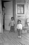African Americans, rural home, image 005 by Martin J. Dain (1924-2000)