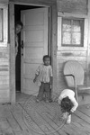 African Americans, rural home, image 006 by Martin J. Dain (1924-2000)