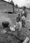 African Americans, rural home, image 009 by Martin J. Dain (1924-2000)