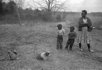 African Americans, rural home, image 011 by Martin J. Dain (1924-2000)