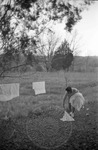 African Americans, rural home, image 012 by Martin J. Dain (1924-2000)
