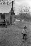 African Americans, rural home, image 013 by Martin J. Dain (1924-2000)