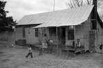 African Americans, rural home, image 014 by Martin J. Dain (1924-2000)