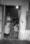 African Americans, rural home, image 015 by Martin J. Dain (1924-2000)