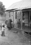 African Americans, rural home, image 016 by Martin J. Dain (1924-2000)