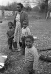 African Americans, rural home, image 018 by Martin J. Dain (1924-2000)
