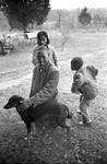 African Americans, rural home, image 021 by Martin J. Dain (1924-2000)