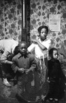 African Americans, rural home, image 023 by Martin J. Dain (1924-2000)
