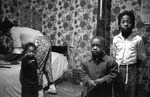 African Americans, rural home, image 024 by Martin J. Dain (1924-2000)
