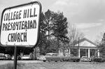 College Hill Presbyterian Church, image 025 by Martin J. Dain